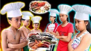 Tony | Cuộc Thi Vua Đầu Bếp Của Trẻ Trâu - Chef Battle