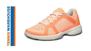 Adidas Barricade Boost Stella McCartney Women's Tennis Shoes video