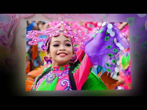 SAN PABLO CITY 23rd COCONUT FESTIVAL, JANUARY 13 2018 STREET DANCING COMPETITION
