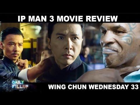 Ip man 3 Full Movie English Review - Wing Chun