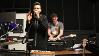 Shape Of You  Ed Sheeran LIVE Cover By <b>James Maslow</b>