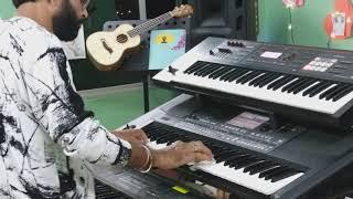 Ek pyar ka nagma hai.cover instrumental