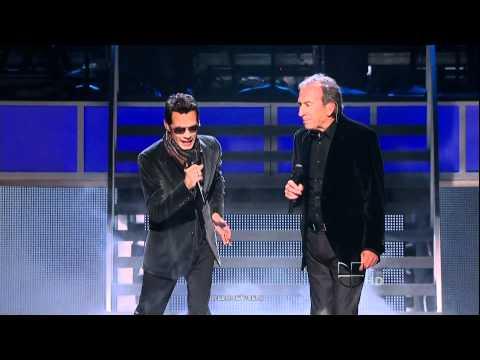 Marc Anthony y Jose Luis Perales, Y Como Es  El ,en vivo 2010 HD 1080 p.