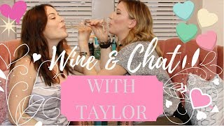 Drinking With My Industry Besties: Taylor Ferrara