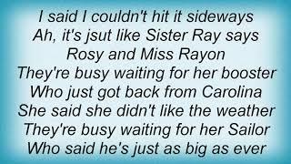Joy Division - Sister Ray Lyrics