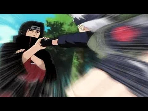 Naruto Kakashi vs Itachi español latino completo HD 2017, Naruto Shippuden cap 14 completo 2017