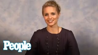 Glee Auditions: Dianna Agron Is Over The Moon | People