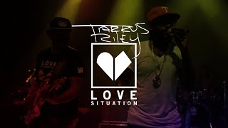 Tarrus Riley with Love Situation Live in Prague (September 2014)