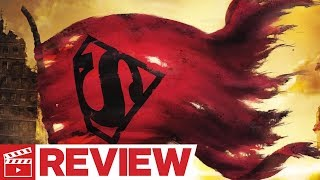 The Death of Superman Review - Comic-Con 2018