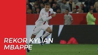 Rekor Kylian Mbappe Menggeser Lionel Messi yang Bertahan 11 Tahun di Liga Champion