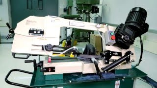 Setup & Operation of the Horizontal Bandsaw - Clark Magnet High School SSP