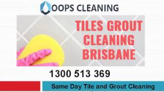 Tile and Grout Cleaning Demonstration