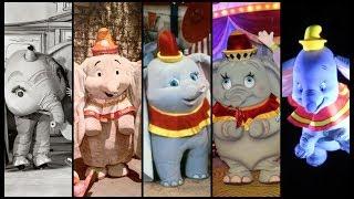 The Evolution Of Dumbo In Disney Theme Parks! DIStory Ep. 8! Disney Theme Park History! | Kholo.pk