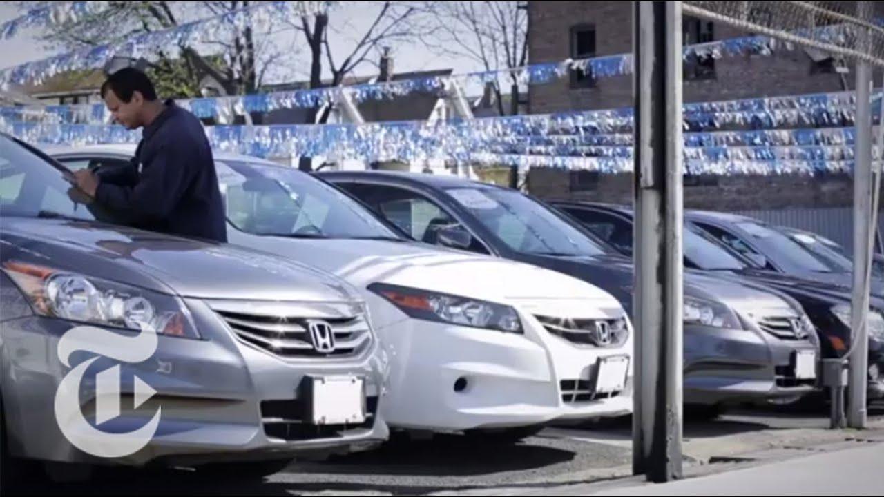 The New Subprime Bubble: Car Loans|The New York Times thumbnail