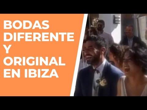 Boda en Ibiza 2020 con Germán y Lorena