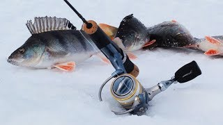 Список вещей для зимней рыбалки