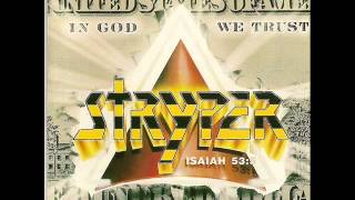 STRYPER - THE WRITINGS ON THE WALL