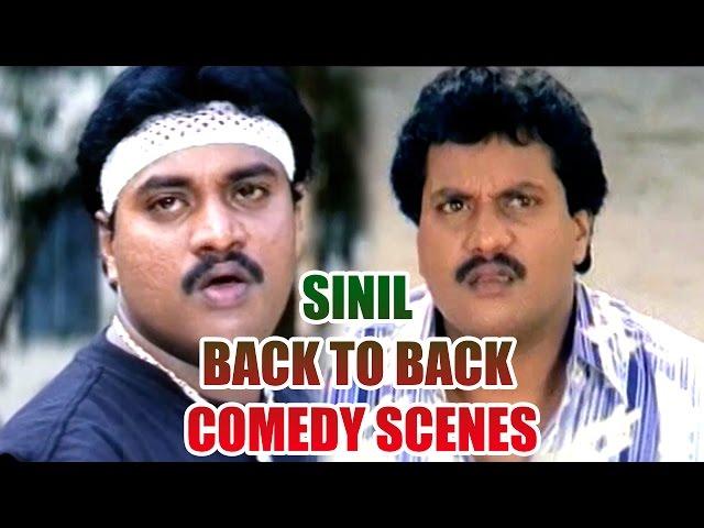 Sunil Back To Back Comedy Scenes || Vol 1