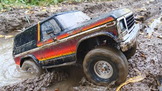Rc Car Hard Mudding Extreme Rc truck Off road
