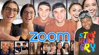 Dolan Twins Got EVERY Identical Twin On The Internet In One Zoom | REACTION 