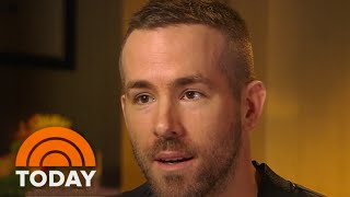 Ryan Reynolds Named His Daughter James | TODAY