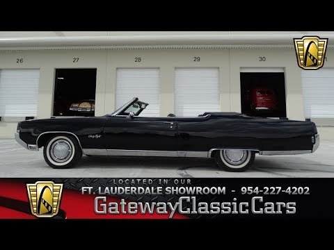 1969 Oldsmobile 98 for Sale - CC-1039825