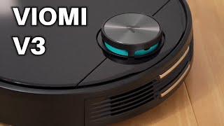 Xiaomi VIOMI V3 Review Better Than The Roborock S5 Max?