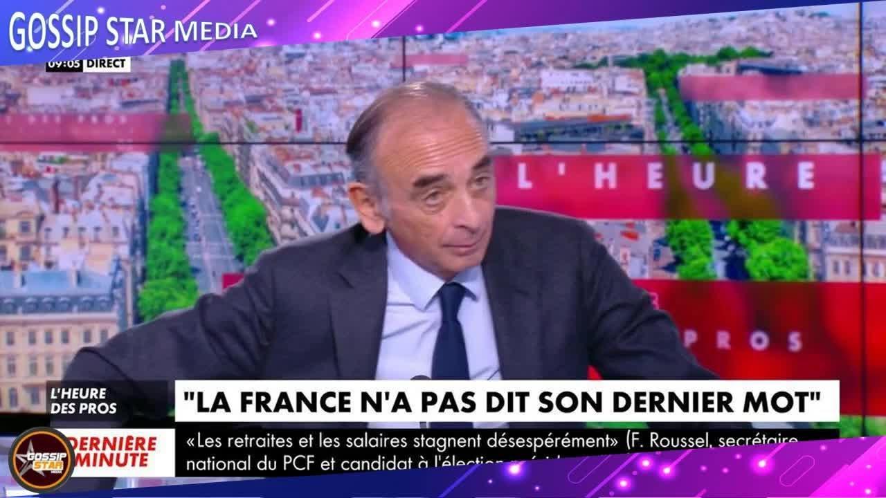 Eric Zemmour : cette expression très vulgaire qu'il prête à Léa Salamé au lendemain de Charlie Hebdo