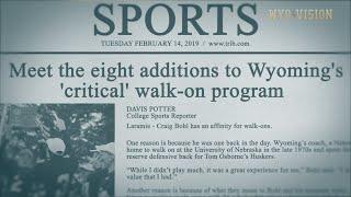 Walk-On Program Remains A Critical Part Of Cowboy Football