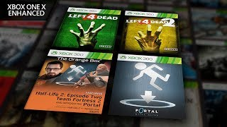 Four Classic Valve Titles Get HUGE 4K Xbox One X Enhancements