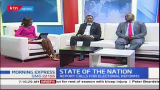 Morning Express - 11th January 2017: - [Part 1] - State of the Nation - EU Election Report