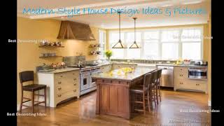 Mission Style Kitchen Designs | Inside Interior Design Picture Tips For Modern Homes & Room