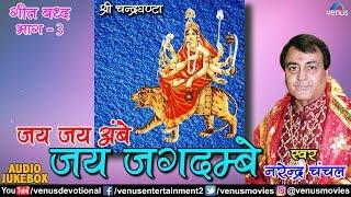 Narendra Chanchal | Jai Jai Ambe Jai Jagdambe   - YouTube