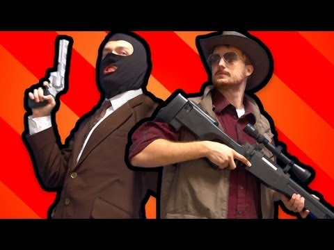 Spy Sappin' Mah Sentry: A Team Fortress 2 Live-Action Film