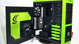Futurelooks Checks Out The CoolerMaster HAF X nVidia Edition Chassis