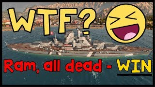 BAYERN 192K DMG ALL DEAD WIN || RANKED 7 || World Of Warships