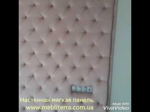 Фото Изготовление мягких настенных панелей и изголовий кроватей