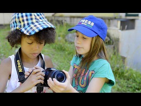 FOTOGRAFIE TIPPS VON KINDERN (mit praktischen Aufgaben) Photography tips by kids