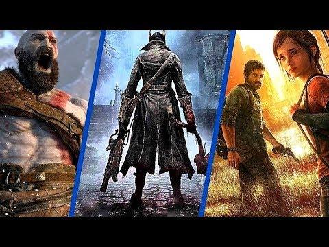 Top 15 mejores juegos Exclusivos de PS4 para jugar en 2019