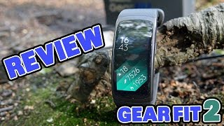 SAMSUNG Gear Fit2 im Test / Review [deutsch]