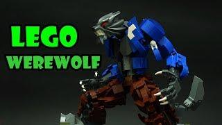 Lego Werewolf Moc