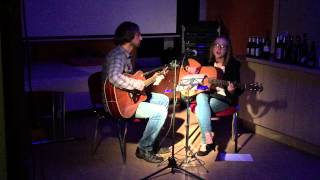 preview picture of video 'Hannah and Chris live and unplugged in Gorsleben, Thuringia, Germany'