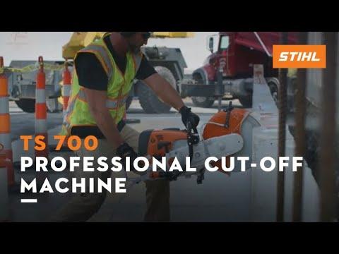 Stihl TS 700 STIHL Cutquik® in Kerrville, Texas - Video 1