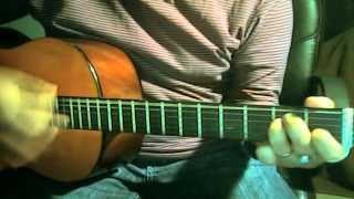 ♪♫ How To Play THE AIR THAT I BREATHE (THE HOLLIES) On Acoustic Guitar By Ash Almond