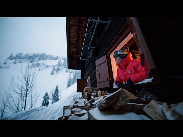 Untracked Powder | Ski Touring Season