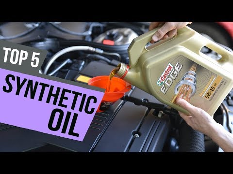 5 Best Synthetic Oil 2019 Reviews