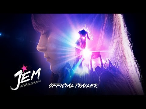Jem and the Holograms Offiical Trailer