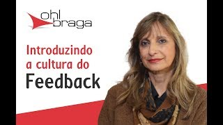Introduzindo a Cultura do Feedback