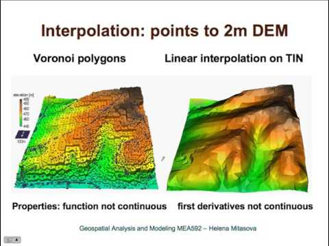 Create DEM and Contours using Google Earth and ArcGIS - Monde GEOspatial