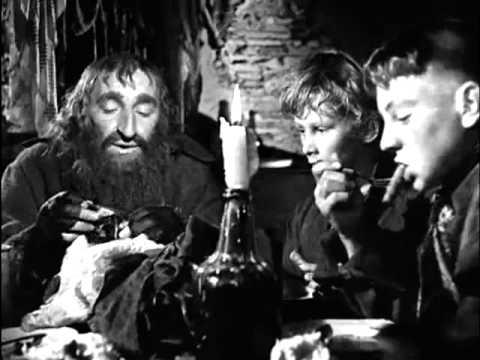 Oliver Twist (1948) - Oliver meets Fagin